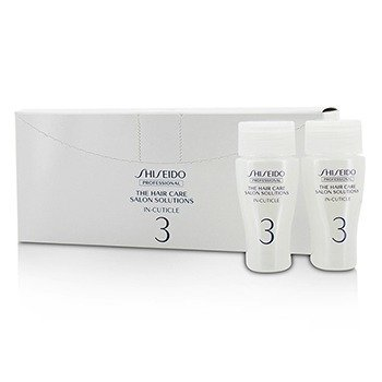 Shiseido The Hair Care Salon Solutions In-Cuticle (Hair Surface Repair)