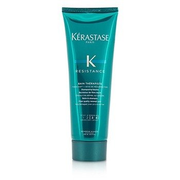 Kerastase Resistance Bain Therapiste Balm-In-Shampoo Fiber Quality Renewal Care (For Very Damaged, Over-Processed Hair)