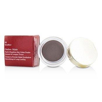 Clarins Ombre Matte Eyeshadow - #08 Heather