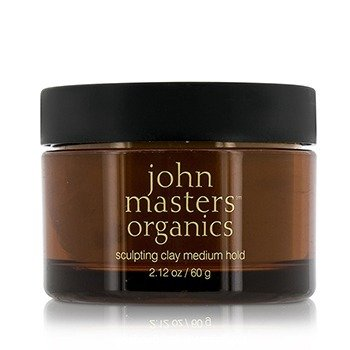 John Masters Organics Sculpting Clay (Medium Hold)