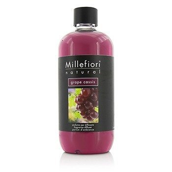 Millefiori Natural Fragrance Diffuser Refill - Grape Cassis