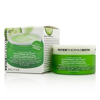 Peter Thomas Roth Cucumber De-Tox Bouncy Hydrating Gel