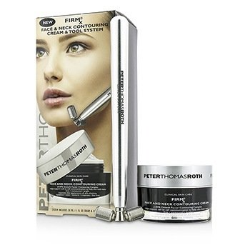 Peter Thomas Roth FirmX Face And Neck Contouring Cream with Tool