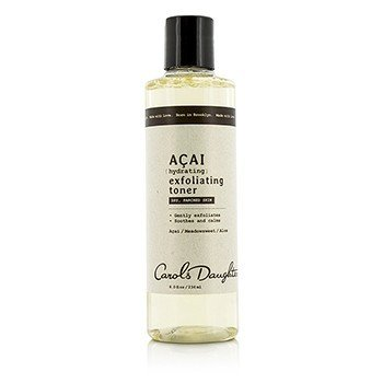 Carols Daughter Acai Hydrating Exfoliating Toner - For Dry, Parched Skin