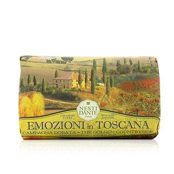 Nesti Dante Emozioni In Toscana Natural Soap - The Golden Countryside