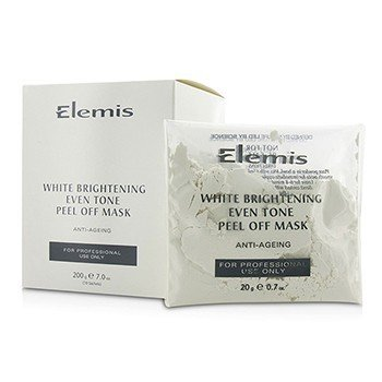 Elemis White Brightening Even Tone Peel Off Mask - Salon Product