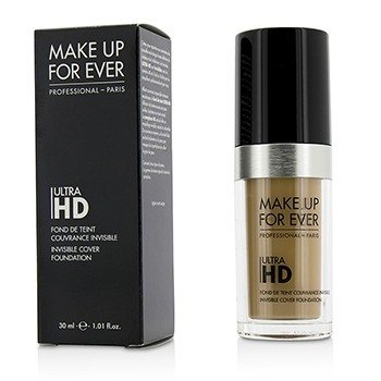 Make Up For Ever Ultra HD Invisible Cover Foundation - # Y315 (Sand)