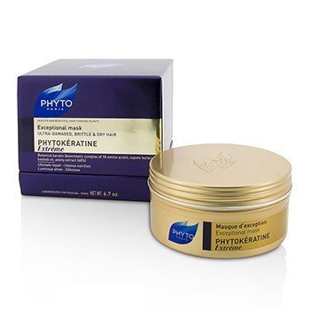 Phyto Phytokeratine Extreme Exceptional Mask (Ultra-Damaged, Brittle & Dry Hair)