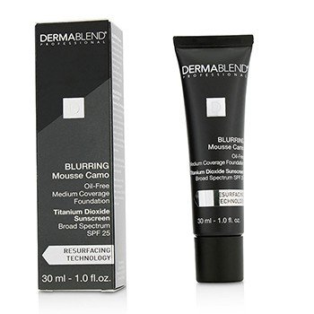 Dermablend Blurring Mousee Camo Oil Free Foundation SPF 25 (Medium Coverage) - #65W Amber
