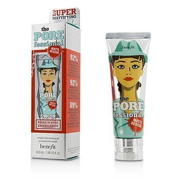 Benefit The Porefessional Invisible Finish Mattifying Gel
