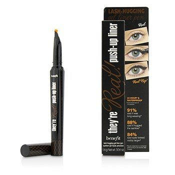 Benefit Theyre Real Push Up Liner - Beyond Brown