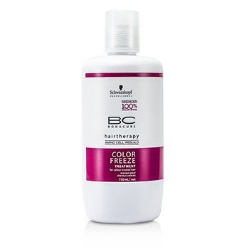 Schwarzkopf BC Color Freeze Treatment - For Coloured Hair (Exp. Date: 07/2017)