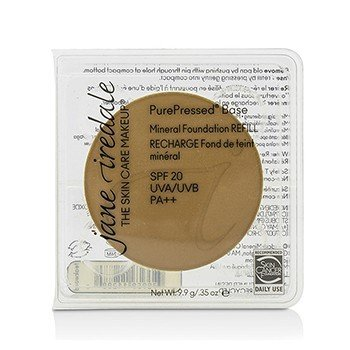 Jane Iredale PurePressed Base Mineral Foundation Refill SPF 20 - Teakwood