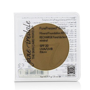Jane Iredale PurePressed Base Mineral Foundation Refill SPF 20 - Fawn