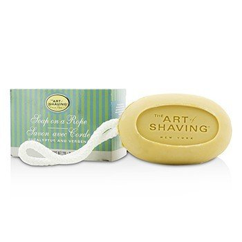 The Art Of Shaving Soap On A Rope - Eucalyptus & Verbena