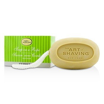 The Art Of Shaving Soap On A Rope - Vetiver