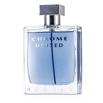 Loris Azzaro Chrome United Eau De Toilette Spray (Unboxed)