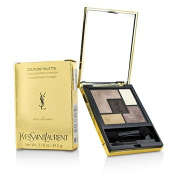 Yves Saint Laurent Couture Palette (5 Color Ready To Wear) #13 (Nude Contouring)