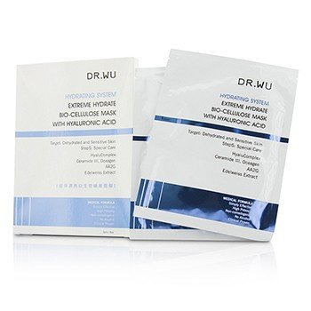 Hydrating System Extreme Hydrate Bio-Cellulose Mask With Hyaluronic Acid (Exp. Date 10/2017)