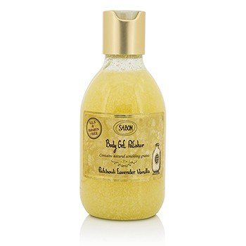 Sabon Body Gel Polisher - Patchouli Lavender Vanilla