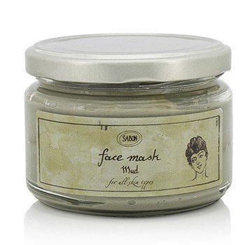 Sabon Face Mask Mud - For All Skin Types 987967