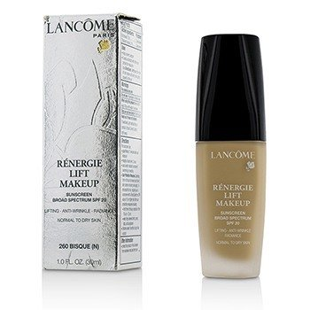 Lancôme Renergie Lift Makeup SPF20 - # 260 Bisque (N) (US Version)