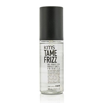 KMS California Tame Frizz De-Frizz Oil (Provides Frizz & Humidity Control For Up To 3 Days)