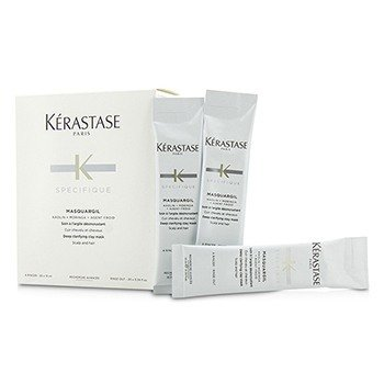 Kerastase Specifique Masquargil Deep Clarifying Clay Mask (Scalp and Hair)