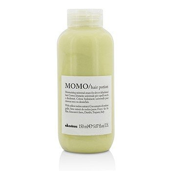 Davines Momo Hair Potion Moisturizing Universal Cream (For Dry or Dehydrated Hair)
