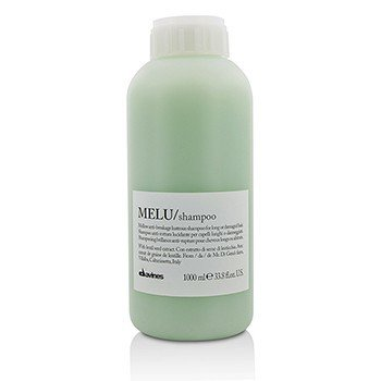 Melu Shampoo Mellow Anti-Breakage Lustrous Shampoo (For Long or Damaged Hair)