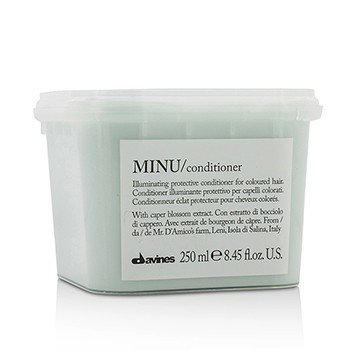 Davines Minu Conditioner Illuminating Protective Conditioner (For Coloured Hair)