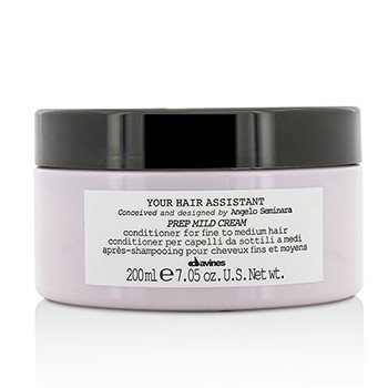 Davines Your Hair Assistant Prep Mild Cream Conditioner (For Fine to Medium Hair)