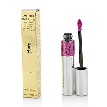 Yves Saint Laurent Volupte Tint In Oil - #16 Prune Me Tender