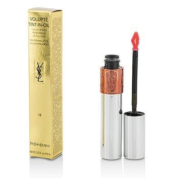 Yves Saint Laurent Volupte Tint In Oil - #18 Orange Me Softly