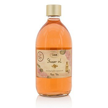 Sabon Shower Oil - Rose Tea