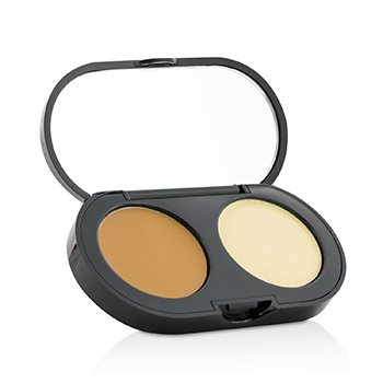Bobbi Brown New Creamy Concealer Kit - Warm Honey Creamy Concealer + Pale Yellow Sheer Finish Pressed Powder