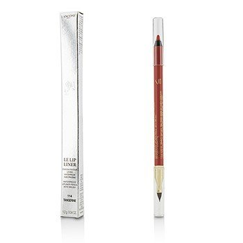 Lancôme Le Lip Liner Waterproof Lip Pencil With Brush - #114 Tangerine
