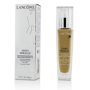 Lancôme Teint Miracle Natural Healthy Glow Makeup SPF 15 - # 340 Bisque N (US Version)