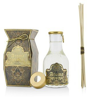 Sabon Aroma Reed Diffuser - White Blossom (Linen)