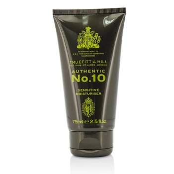 Truefitt & Hill Authentic No.10 Sensitive Moisturiser 01015