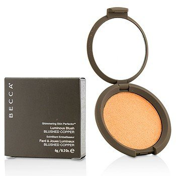 Becca Luminous Blush - # Tigerlily