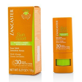 Lancaster Sun Sport Face Stick Sensitive Areas SPF30