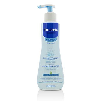 Mustela No Rinse Cleansing Water - Face & Diaper Area