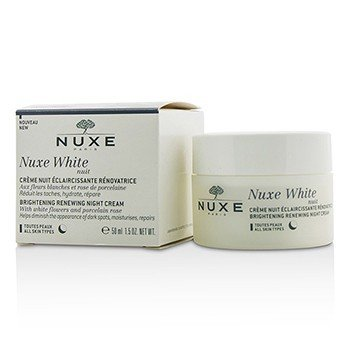 Nuxe Nuxe White Nuit Brightening Renewing Night Cream - All Skin Types