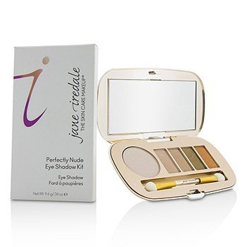 Jane Iredale Perfectly Nude Eye Shadow Kit (New Packaging)