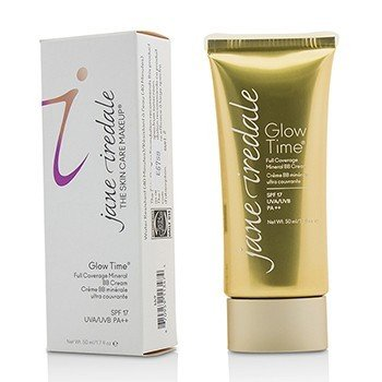 Glow Time Full Coverage Mineral BB Cream SPF 17 - BB9