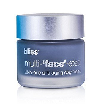 Bliss Multi-Face-Eted All-In-One Anti-Aging Clay Mask (Unboxed)