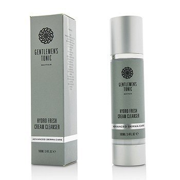 Gentlemens Tonic Advanced Derma-Care Hydro Fresh Cream Cleanser