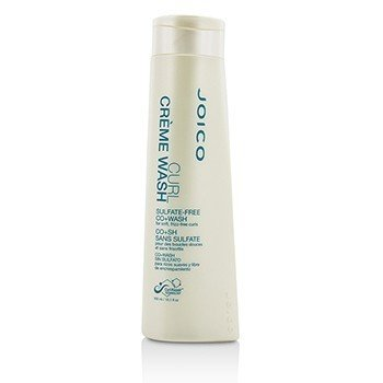 Joico Curl Creme Wash Sulfate-Free Co+Wash (For Soft, Frizz-Free Curls)