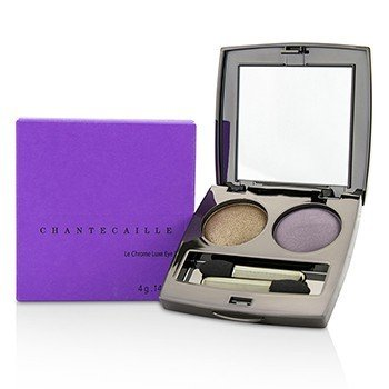 Chantecaille Le Chrome Luxe Eye Duo - #Gardens of Marrakech